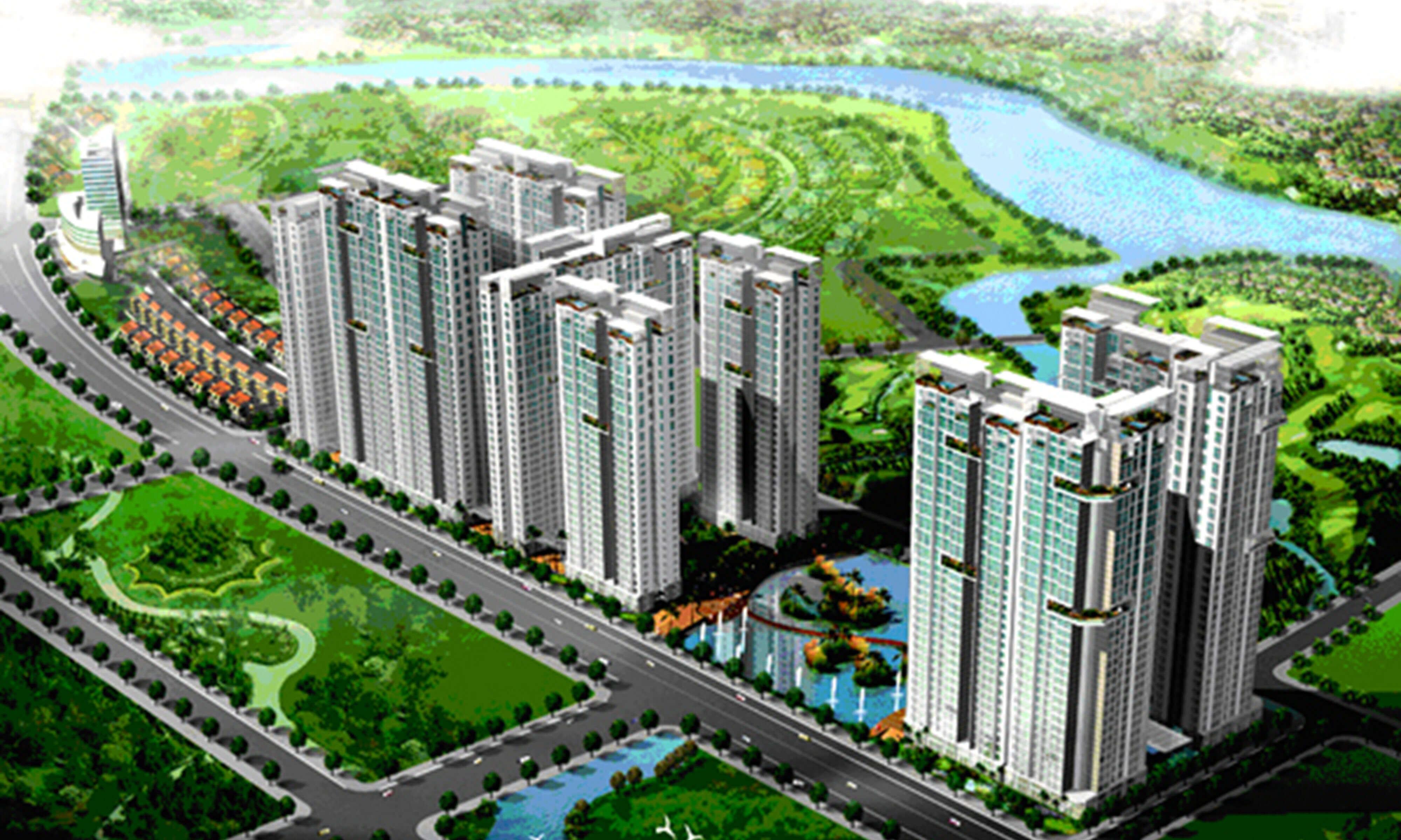 Phu Hoang Anh Apartment