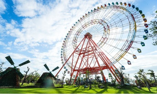 Vinpearl Sky Wheel Nha Trang