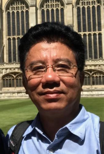 Dr Vinh Tran